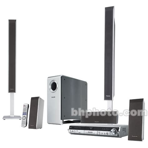 panasonic sc rt50 home theater system scrt50 b h photo