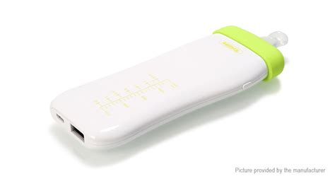 Remax Power Bank Bottle Series Rpp 29 5500mah Green 23 13 authentic remax rpp 29 feeding bottle mobile power