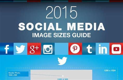 medidas imagenes redes sociales 2015 gu 237 a 2015 de tama 241 os de im 225 genes para redes sociales