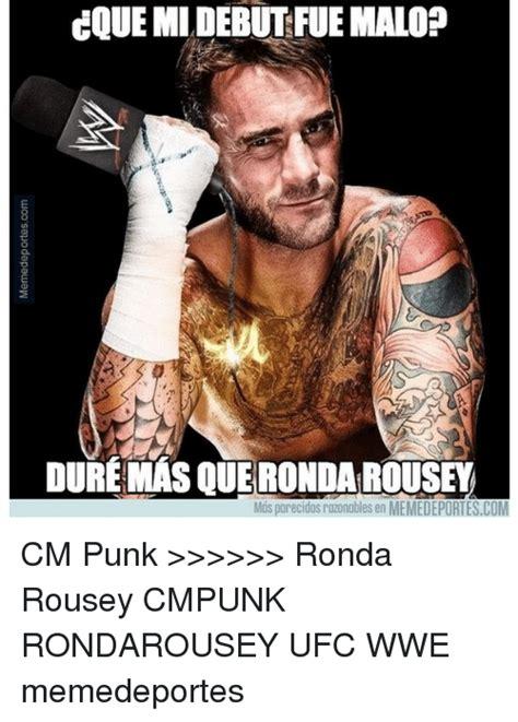 Cm Punk Memes - 25 best memes about ronda rousey ronda rousey memes
