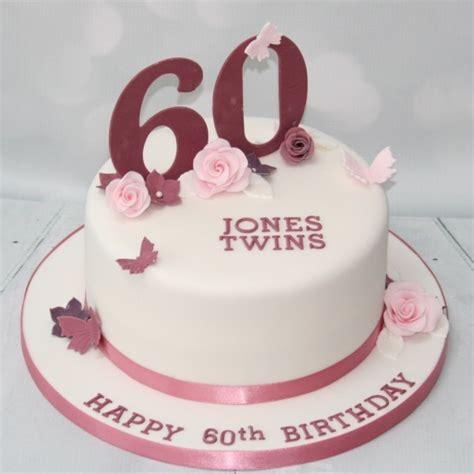 60th Birthday Cake by 60th Birthday Cake For