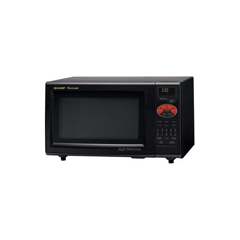 Microwave Grill Sharp sharp r820bk 0 9 cu ft 900w grill 2 convection microwave