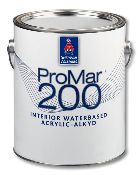 acrylic and alkyd paint promar 200 interior waterbased acrylic alkyd