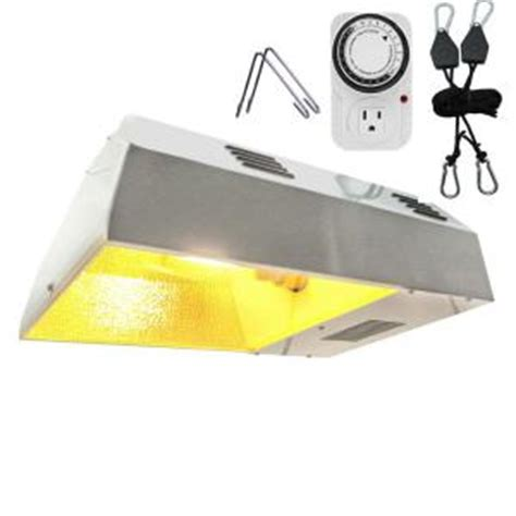 viavolt 250 watt hps white plant grow light kit v250c
