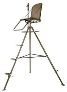 Most Comfortable Deer Stand Low Brush Hunters Rejoice New Millennium T100 Tripod Stand