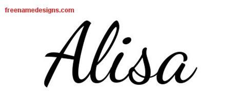 tattoo alisa alisa archives free name designs