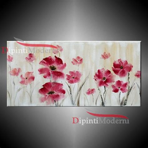 quadro fiori moderno quadro moderno con fiori rosa quadri moderni con fiori