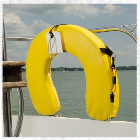 boat safety buoy how to recover a horseshoe buoy boat safety boating and