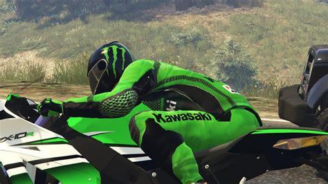 kawasaki motocross gear kawasaki gear gta5 mods com
