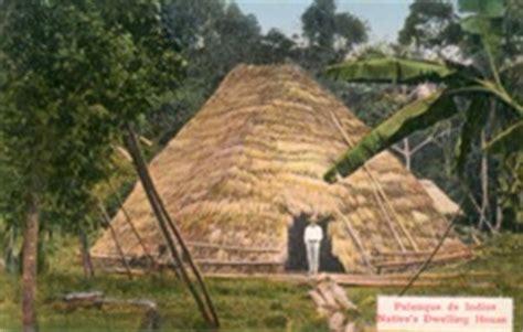 Hutte Indienne by Costa Rica Indiens Communaut 233 S Et Ethnies Indiennes
