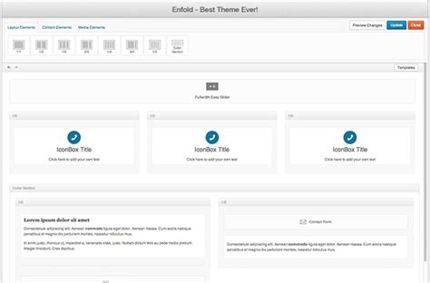 enfold theme backup 4 wordpress page builders worth using wordpress