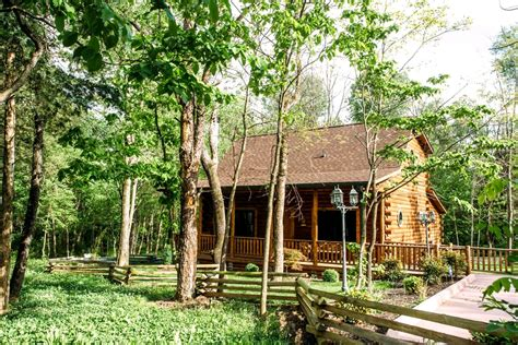 cabin rental near shenandoah national park virginia