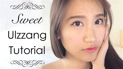 tutorial makeup ulzzang korean youtube sweet simple ulzzang makeup tutorial youtube