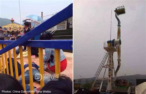 theme park fatalities two killed two injured in amusement park accident asia