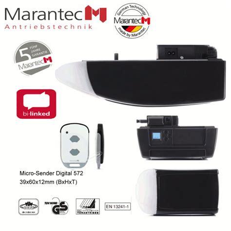 marantec comfort 270 comfort 270 marantec garagentorantrieb torautomatik24 de