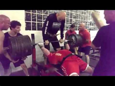 dave taylor bench press dave hoff bench press 476kg youtube