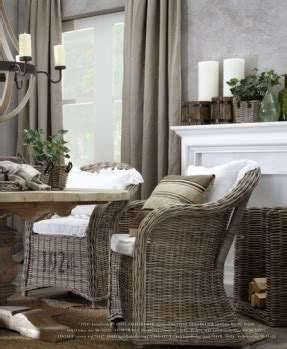 indoor wicker dining furniture wicker indoor dining chairs foter