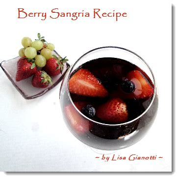 berry sangria simple easy flexible really