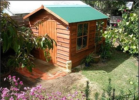 Garden Sheds Australia by Garden Sheds Fences Lawns Aussie Construction