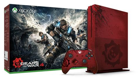 Premium Xbox One S Gear Of Wars 2tb Aif612 xbox one s the ultimate and 4k entertainment system