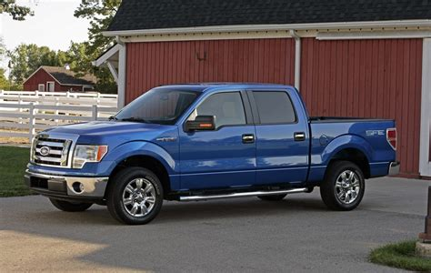 ford f150 2009 ford f 150 sfe unveiled with unsurpassed fuel economy