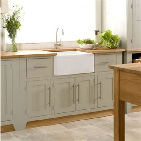 kitchens with belfast sinks creamery kitchens living kitchen freestanding belfast sink