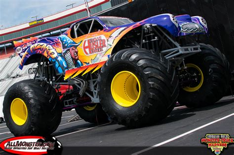 all monster truck videos bristol tennessee thompson monster truck madness