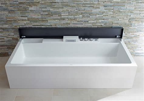 nahho musical bathtub by duravit luxury threefold look