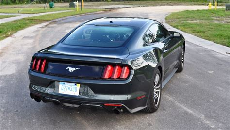 2015 ford mustang gt automatic 2015 ford mustang ecoboost automatic review