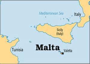 Malta operation world