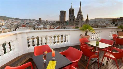19 best rooftop bars in barcelona complete with all info