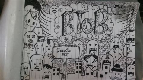 membuat doodle azmi supian cara membuat doodle