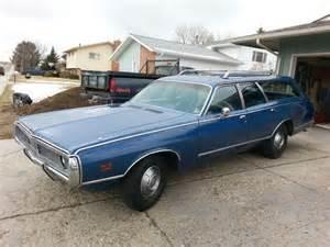 purchase used 1971 dodge coronet crestwood station wagon