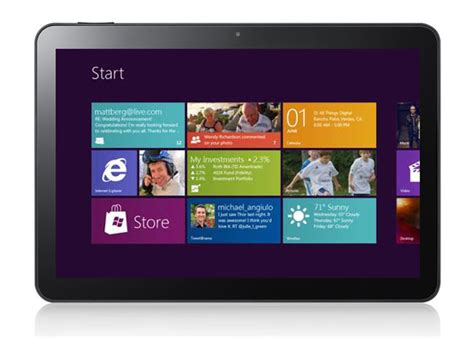 Microsoft Tablet Windows 8 samsung to be microsoft s windows 8 tablet partner
