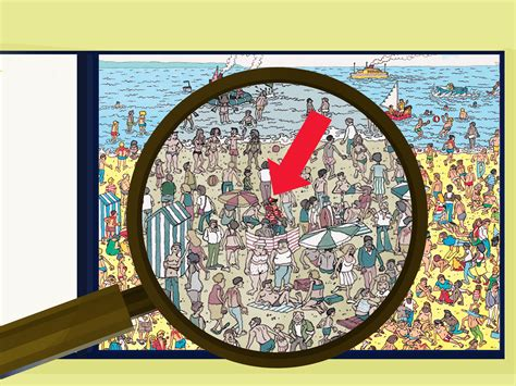 Find With 3 Ways To Find Waldo Wikihow