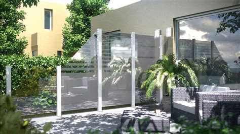 Bauhaus Sichtschutz Balkon