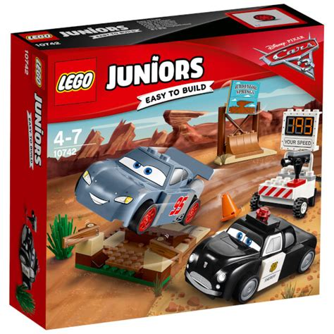 Lego 10742 Juniors Cars Willys Butte Speed lego juniors cars 3 willy s butte speed 10742