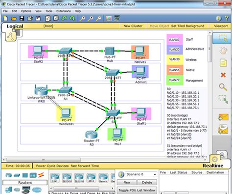 vtp tutorial cisco packet tracer packet tracer switching final danscourses