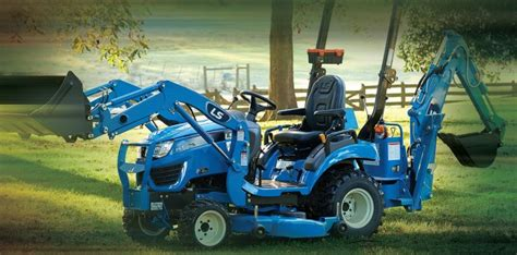 Ls Value by Ls Mt1 Series Mt122 Mt125 Sub Compact Tractor Price Specs