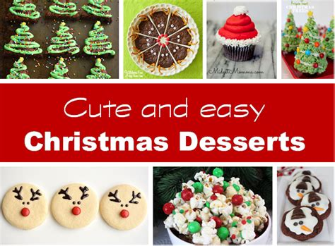 easy christmas desserts easy cute christmas desserts www imgkid com the image kid has it
