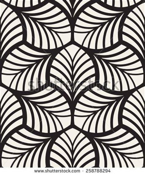 pattern vector decorate vector seamless pattern monochrome graphic design