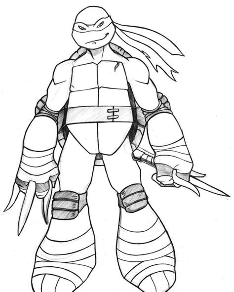 raphael ninja turtle coloring pages printable raphael coloring page coloring home