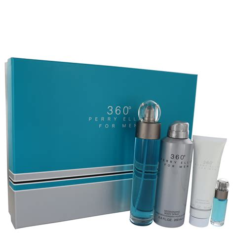 Perry Ellis 360 Set perry ellis 360 by perry ellis for gift set 3 4 oz