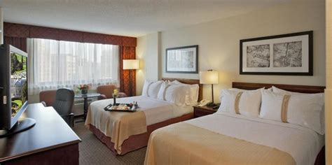 holiday inn central white house room with 2 double beds foto di holiday inn washington dc central white house