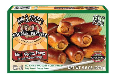 can dogs pretzels s vegan pretzel dogs their way into more stores vegan news