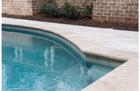 tuscany beige travertine  pool coping lcoptbeihufbr
