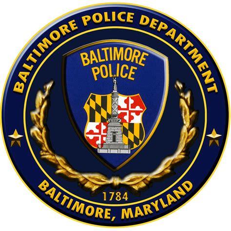 Baltimore Maryland Arrest Records Baltimore Baltimorepolice