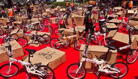 Jual Sisir Lipat Makassar term menarget 1 000 unit sepeda lipat terjual di indonesia berita gooto
