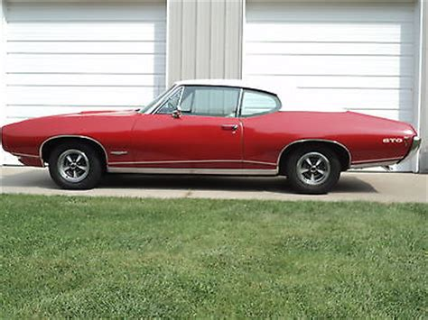 automobile air conditioning service 1968 pontiac gto parental controls 1968 pontiac gto used pontiac gto for sale in spring lake michigan lunny s auto