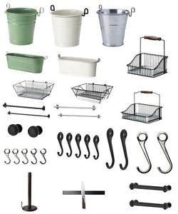 Over The Door Organizer ikea fintorp kitchen amp bathroom accessories range in one